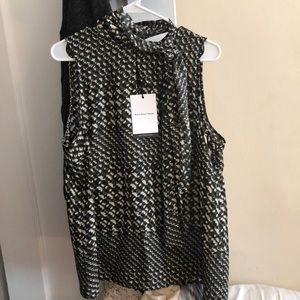Sleeveless blouse by Who What Wear